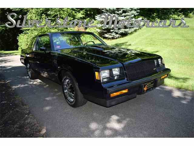 Picture of '87 Grand National - NV3Y