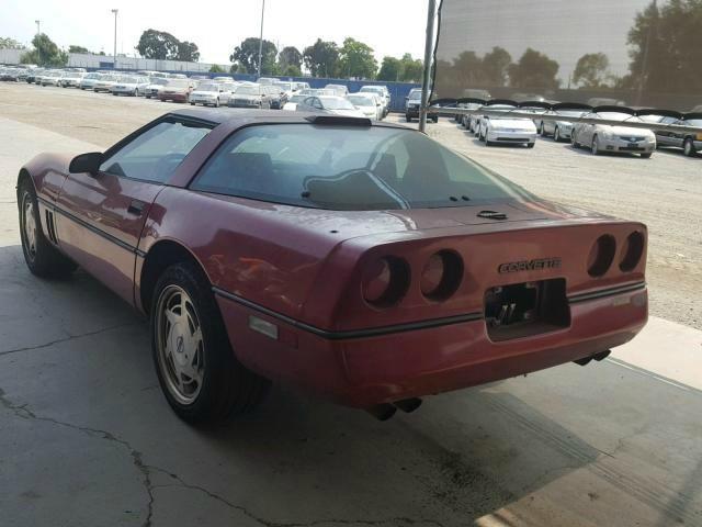 Picture of '89 Corvette - NV47