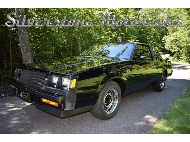 1987 Buick Grand National for Sale on ClassicCars com on