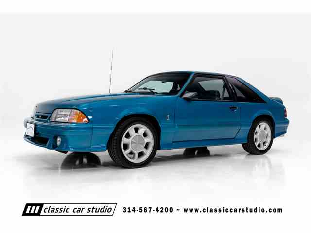 Picture of '93 Mustang Cobra - NSQV