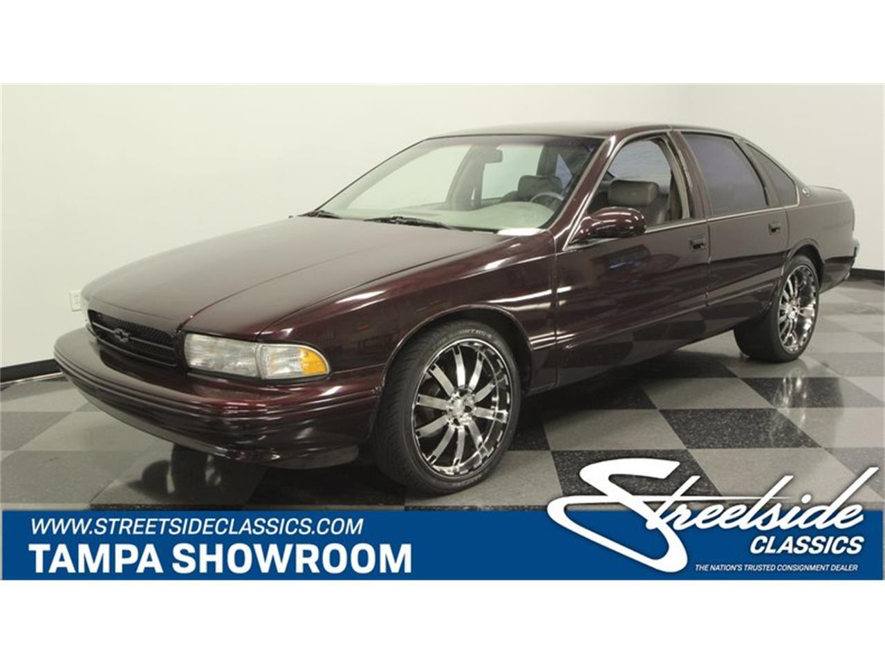 Large Picture of '96 Impala - NV4M
