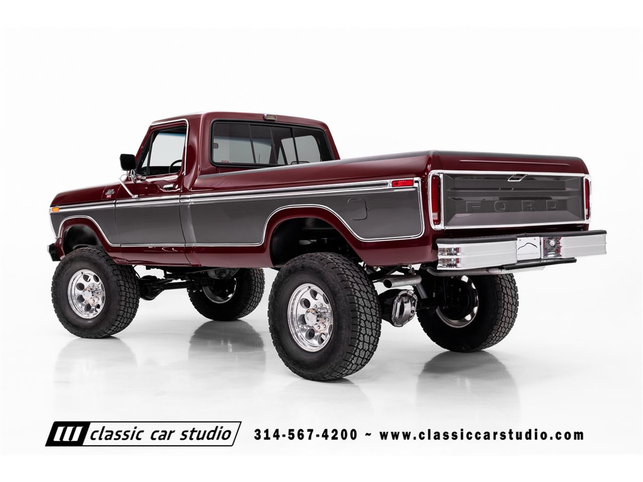 Large Picture of '78 F250 - NSQW