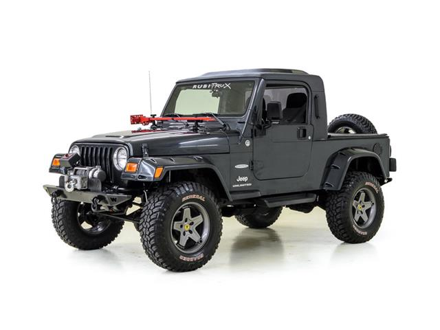Picture of '06 Wrangler - NV4W