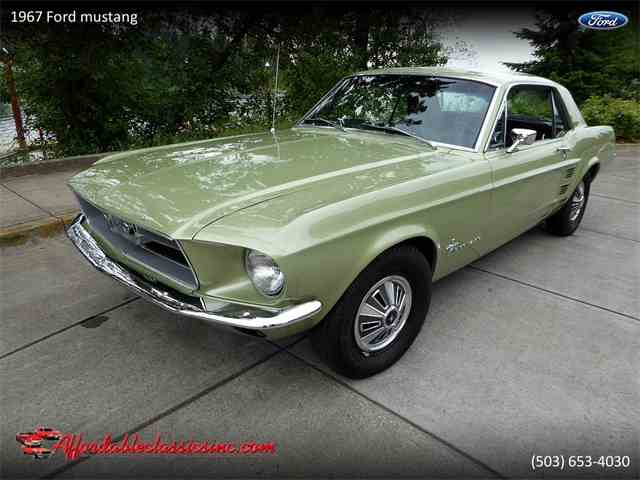 Picture of '67 Mustang - NV54
