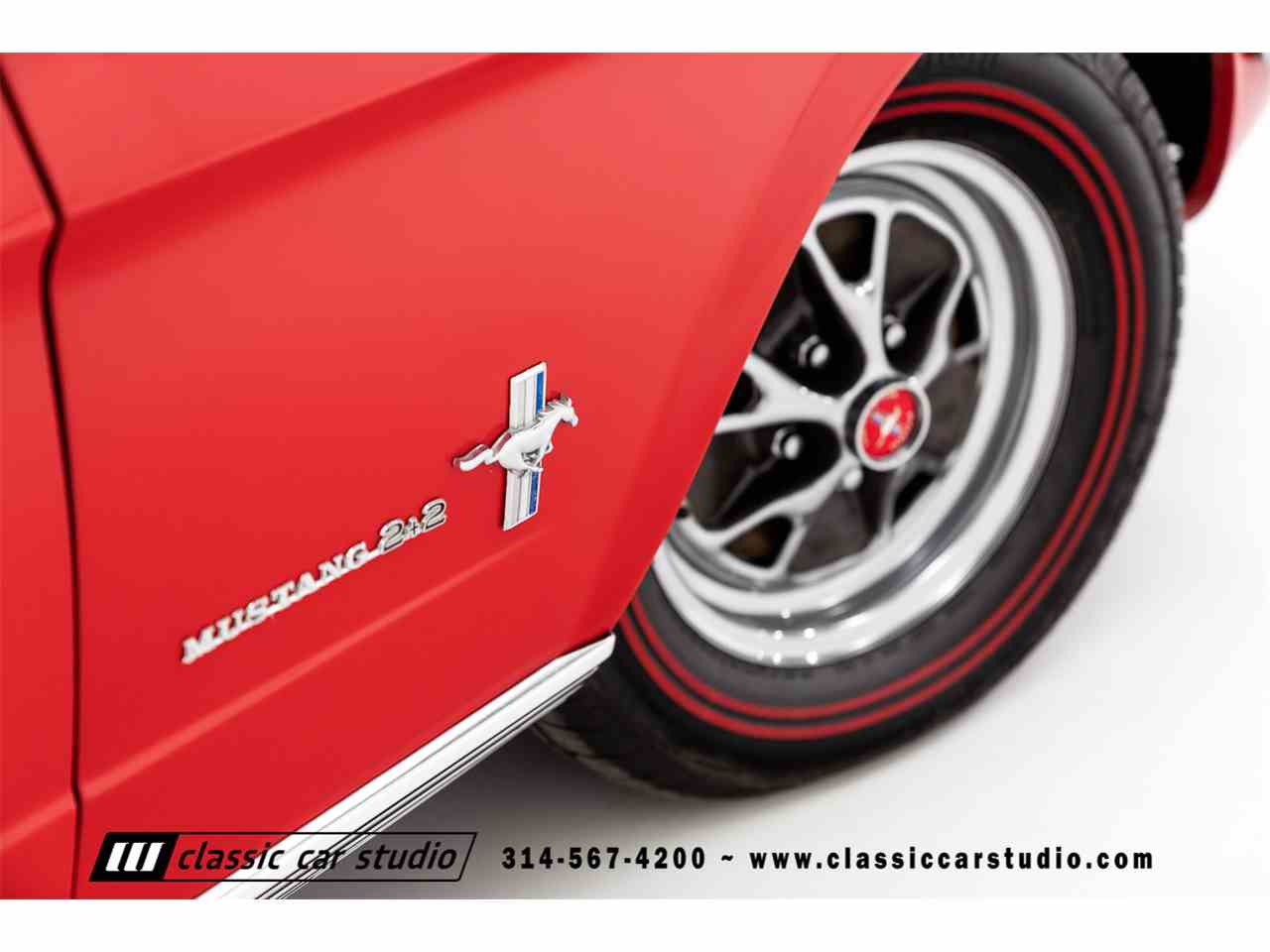 Large Picture of '65 Mustang - NSQX