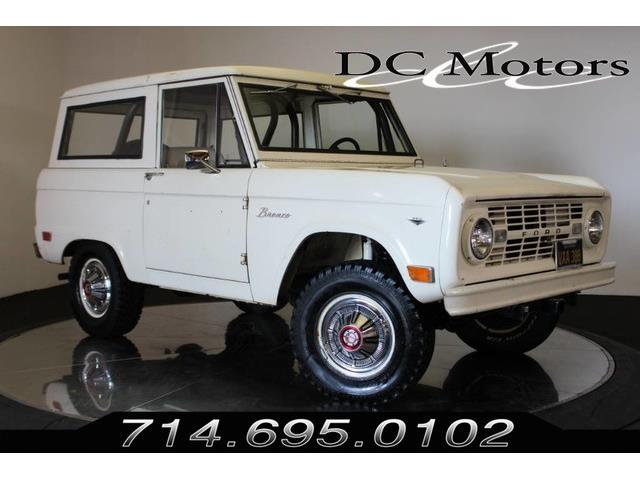 Picture of '68 Bronco - NV59