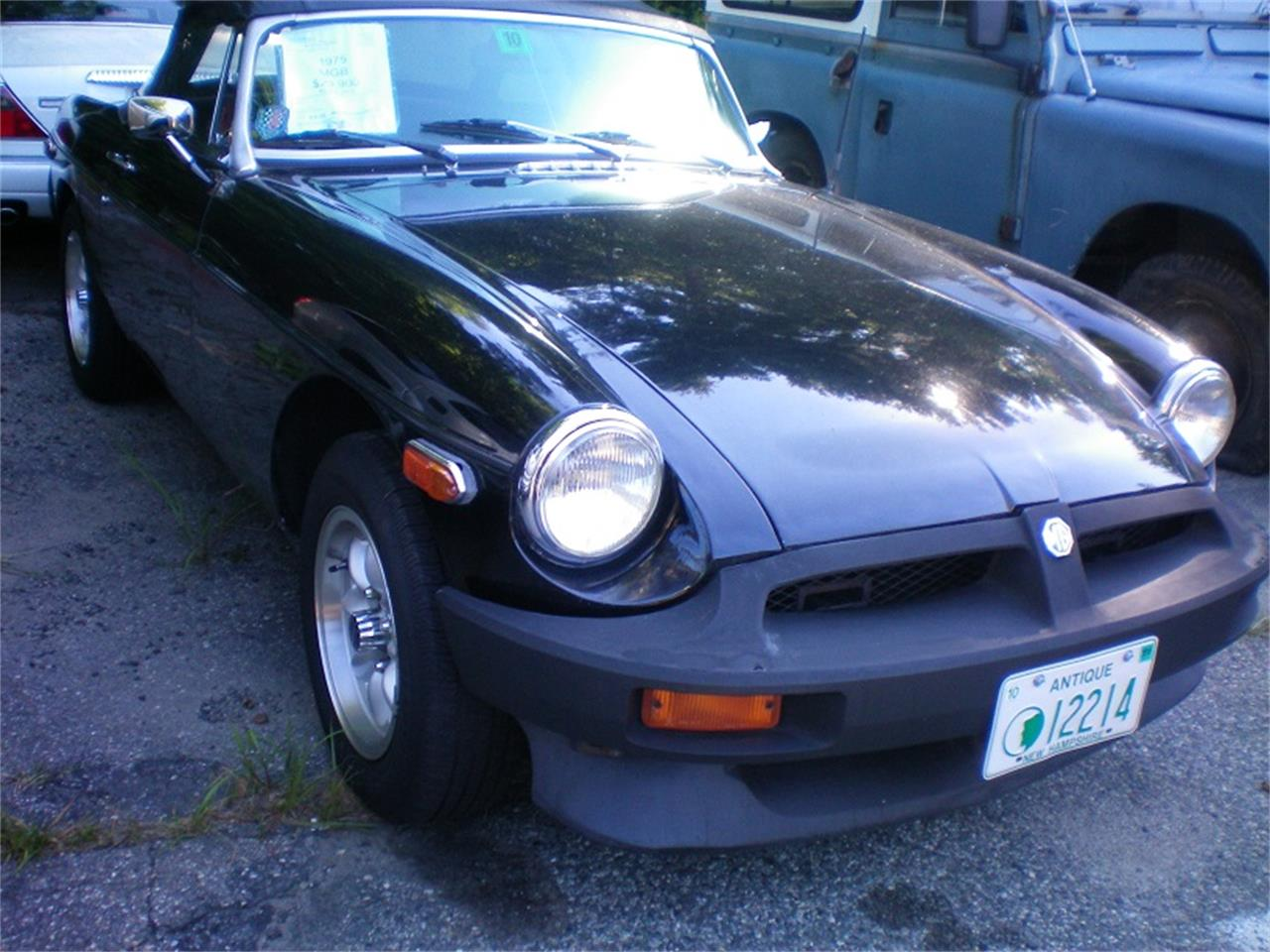 Large Picture of '75 MGB - NSR0