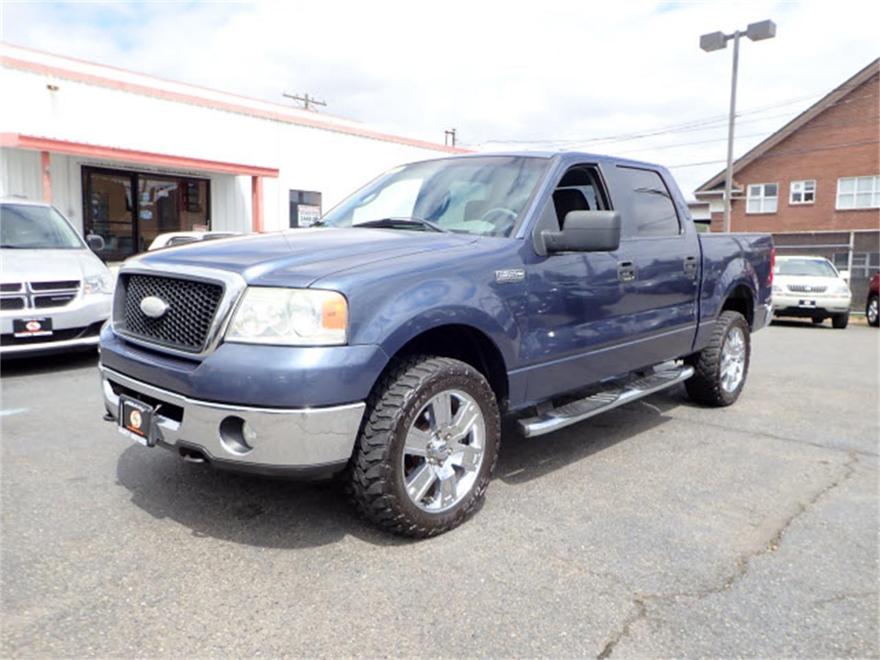 2006 F150 For Sale >> For Sale 2006 Ford F150 In Tacoma Washington
