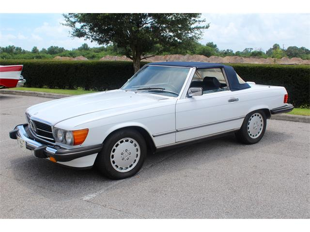 Picture of '89 560SL - NV67