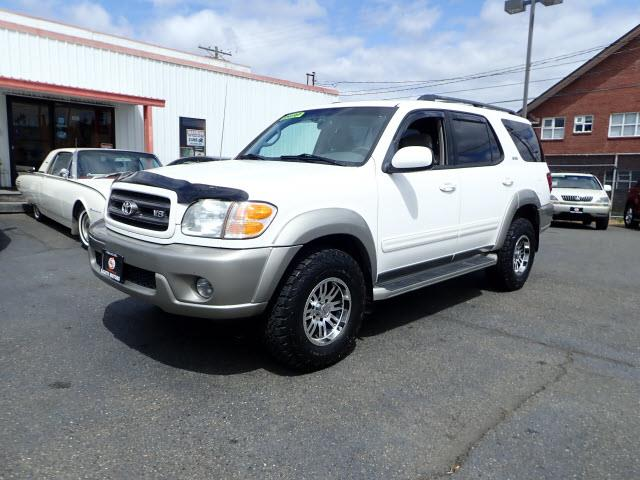 Picture of '04 Sequoia - NV6A