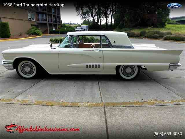 Picture of '58 Thunderbird - NV6C