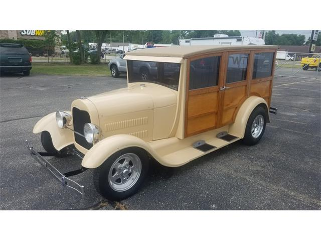 Picture of '29 Station Wagon Woody - NV6E