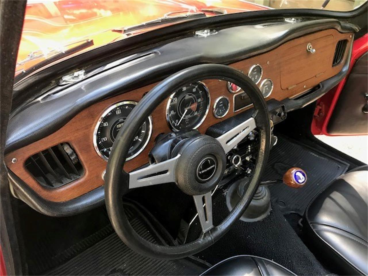 Large Picture of '65 TR4 - NSIB
