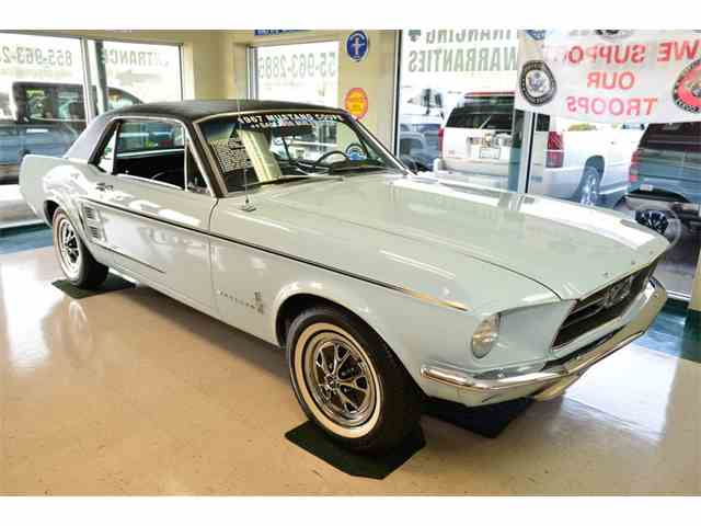Picture of '67 Mustang - NV6N
