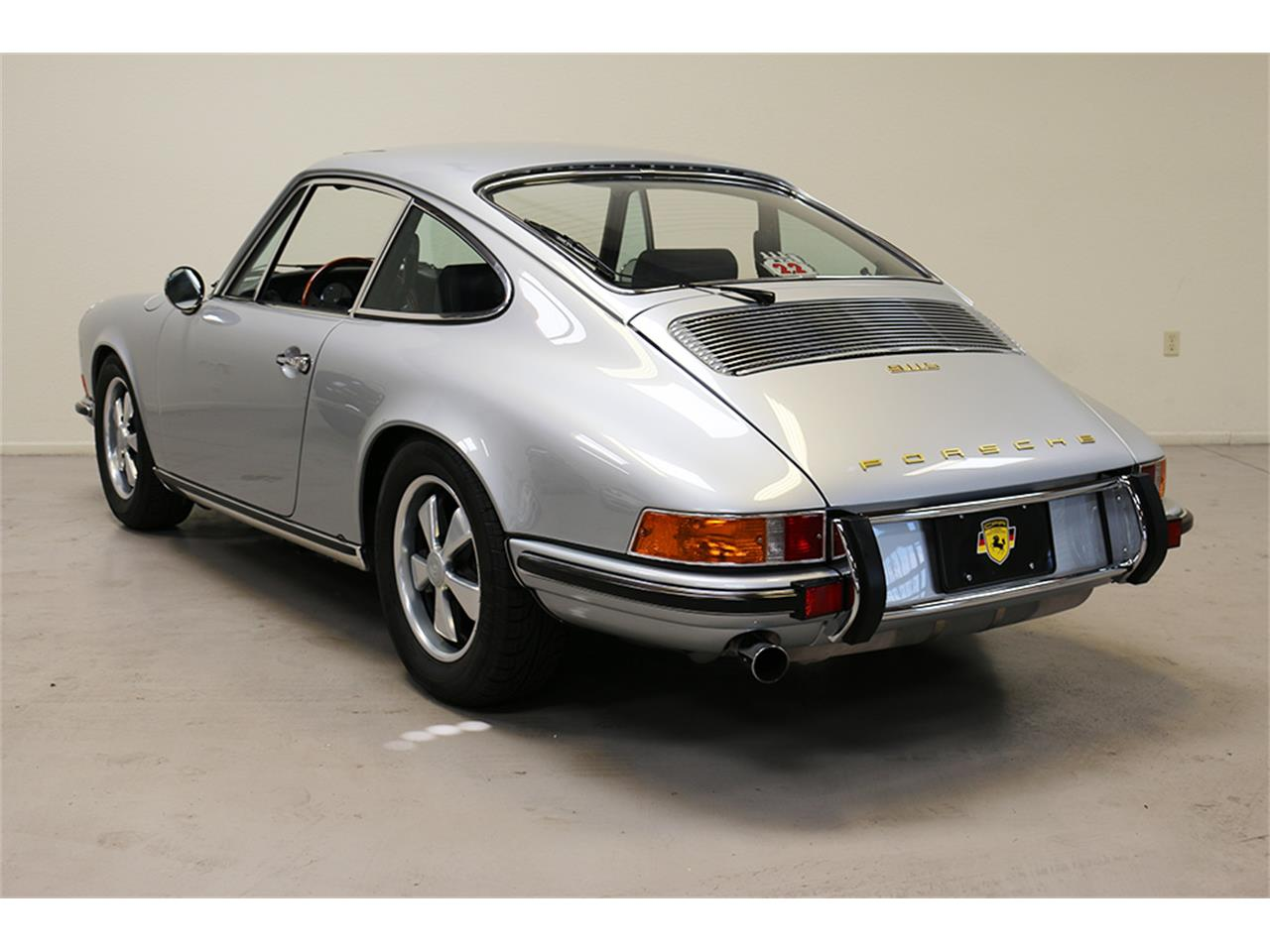 Large Picture of '70 911S - NSR3