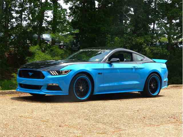 Picture of '15 Mustang - NV72