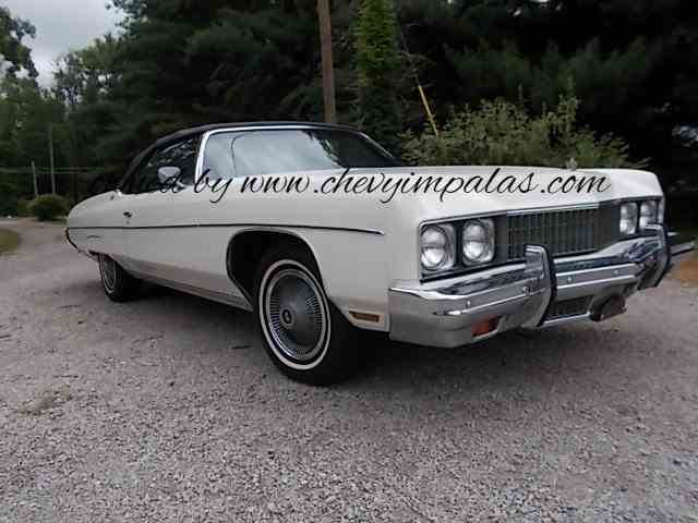 Picture of '73 Caprice - NV7H