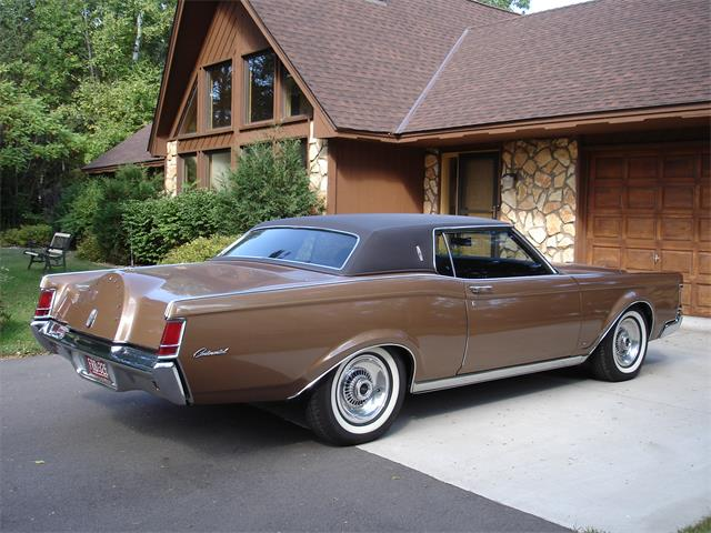 Picture of '71 Continental Mark III - NV7M
