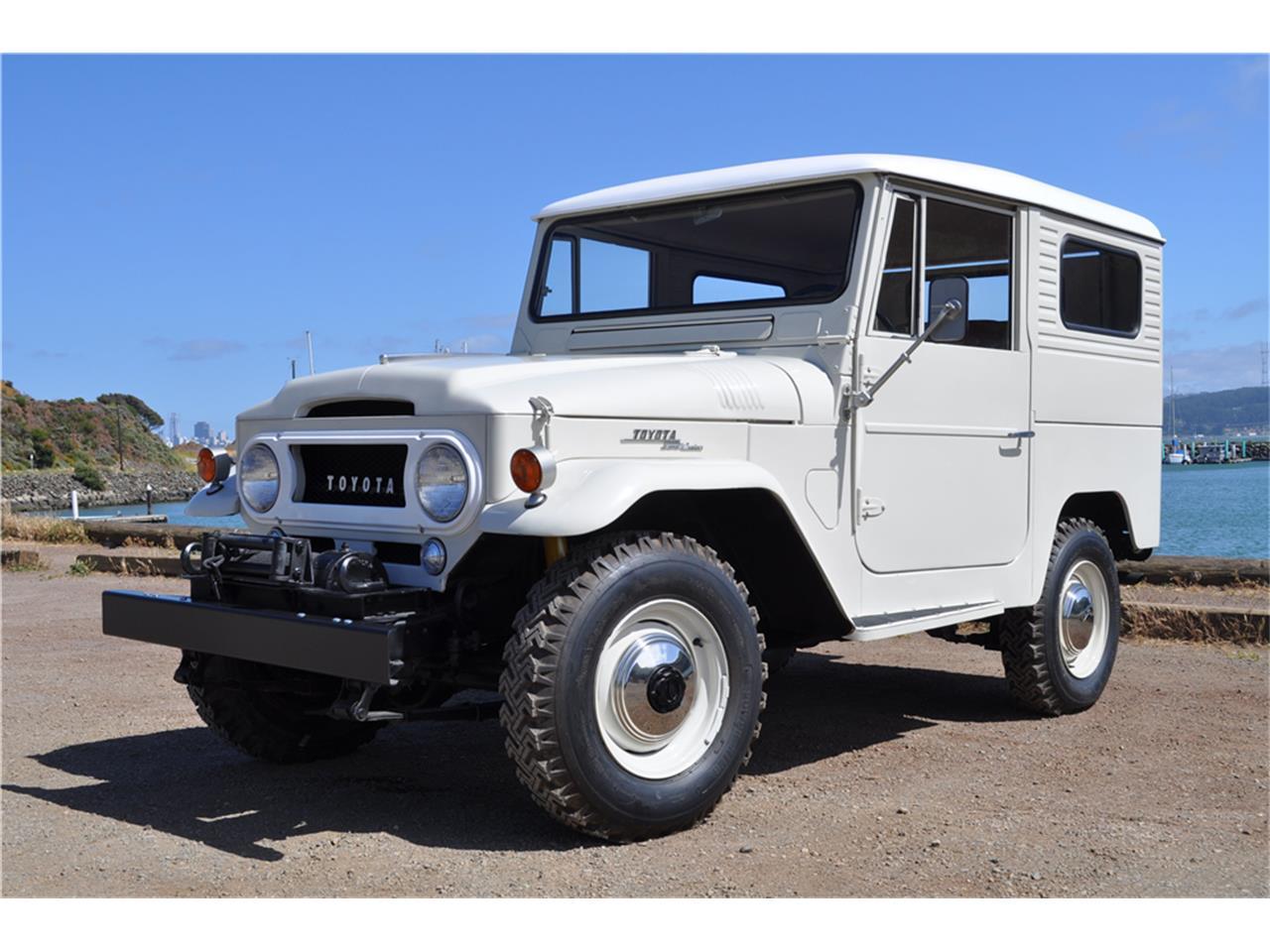 Toyota Fj40 For Sale >> 1965 Toyota Land Cruiser Fj40 For Sale Classiccars Com Cc 1113566