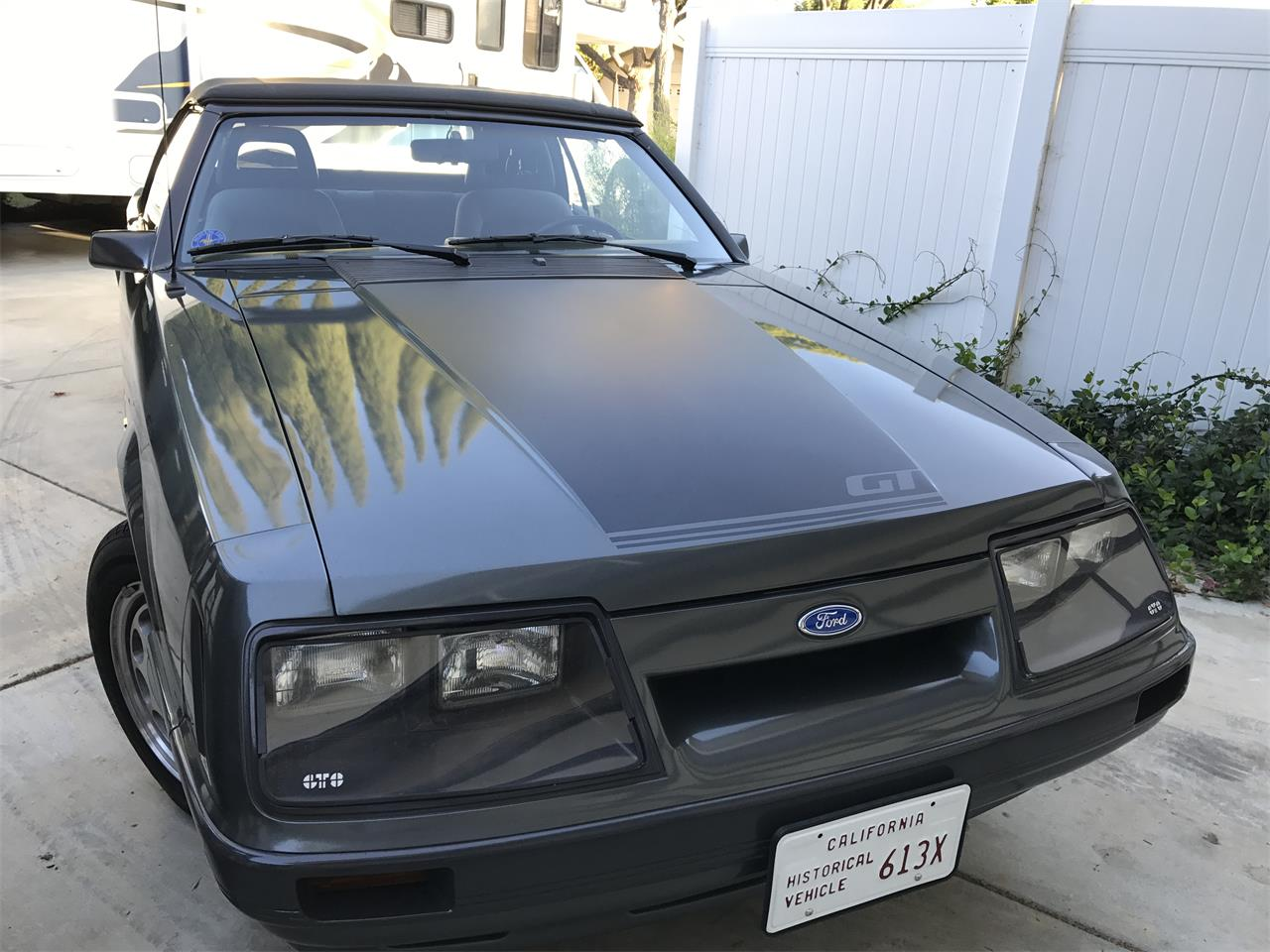 1985 Mustang Gt For Sale