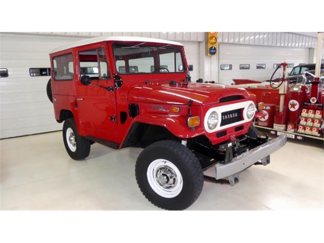 Picture of '71 Land Cruiser FJ - NV9A