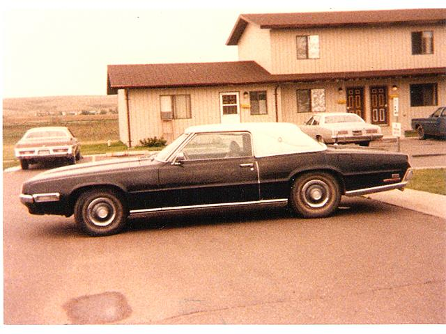 Picture of 1969 Ford Thunderbird located in Williston North Dakota Offered by a Private Seller - NV9C