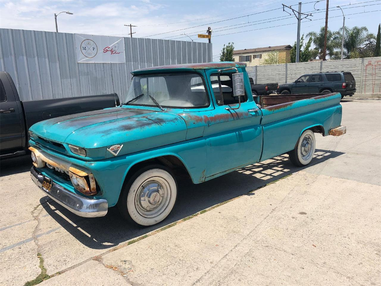 Large Picture of '60 C/K 10 - NSRF
