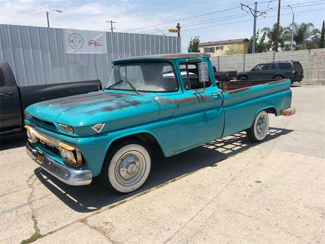 Picture of 1960 GMC C/K 10 located in California - NSRF