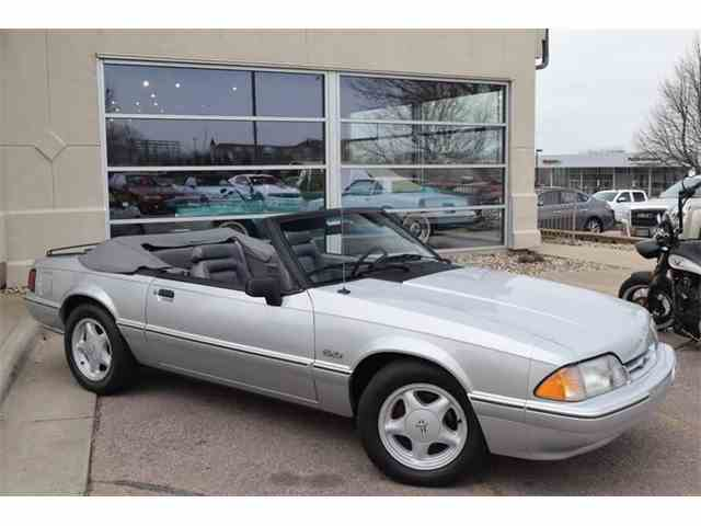 Picture of '93 Mustang - NVA8