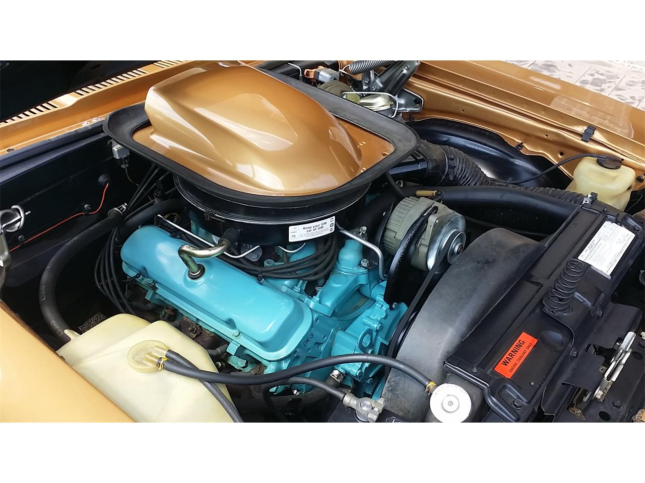 1974 Pontiac Gto For Sale Cc 1110364 Engine Coolant Large Picture Of 74 Nsrg