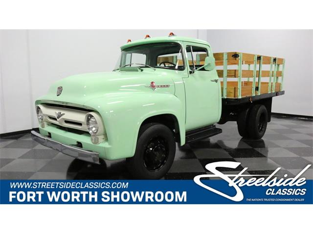 Picture of '56 F350 - NVB4