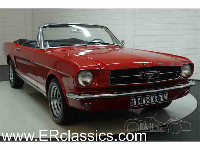 Picture of '65 Mustang - NVBL