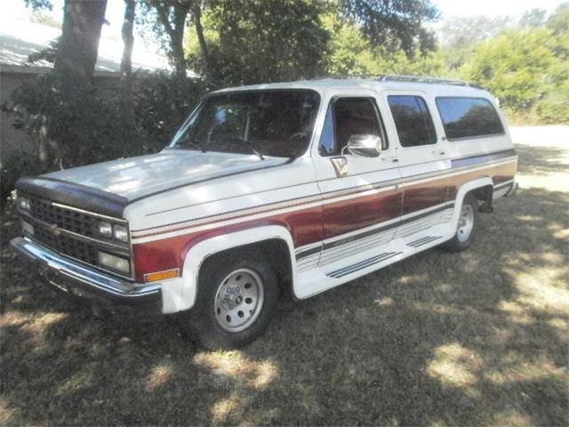 Picture of '90 Chevrolet Suburban located in Cleburne   Texas - NVC9