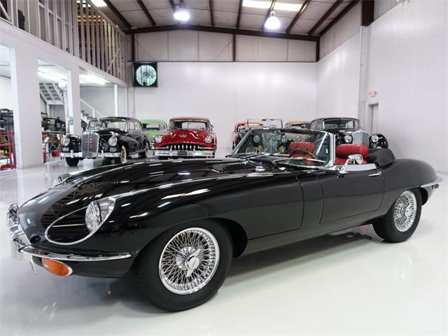 Picture of '71 E-Type - NVCD