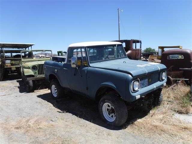 Picture of '70 Scout - NVCK