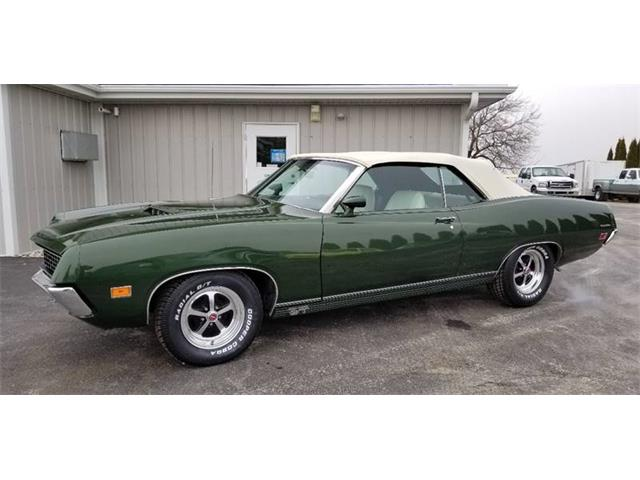 Picture of Classic '71 Torino located in Wisconsin - $27,500.00 - NVCL