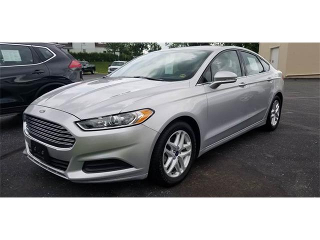 Picture of 2016 Ford Fusion located in Watertown Wisconsin - $10,995.00 Offered by  - NVCO