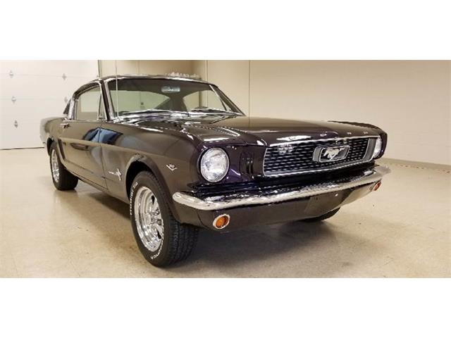 Picture of Classic '66 Ford Mustang - $32,500.00 Offered by  - NVCQ