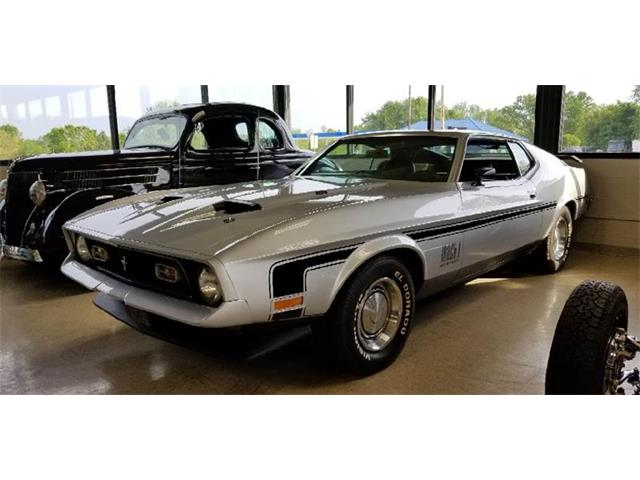 Picture of '72 Mustang - NVCS