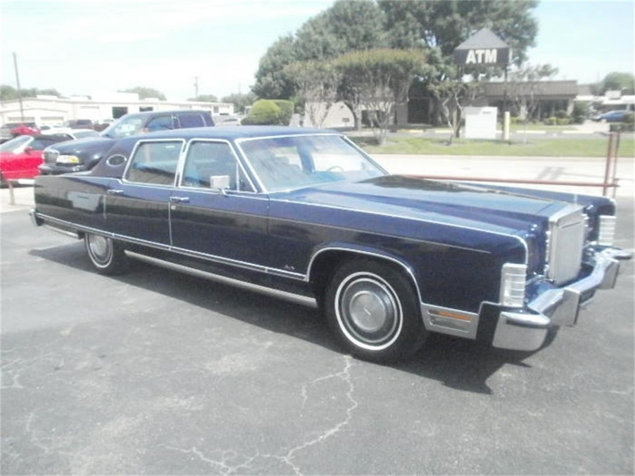 1977 Lincoln Town Car For Sale Cc 1113747 Large Picture Of Located In Cleburne Texas Auction Vehicle Nvdf