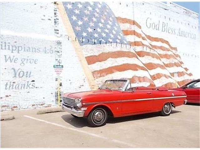 Picture of '63 Chevrolet Nova located in Oklahoma Offered by  - NVDK