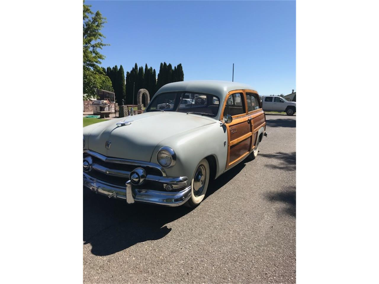 Large Picture of '51 Woody Wagon located in Orange California - $56,500.00 Offered by Classic Car Marketing, Inc. - NVDW