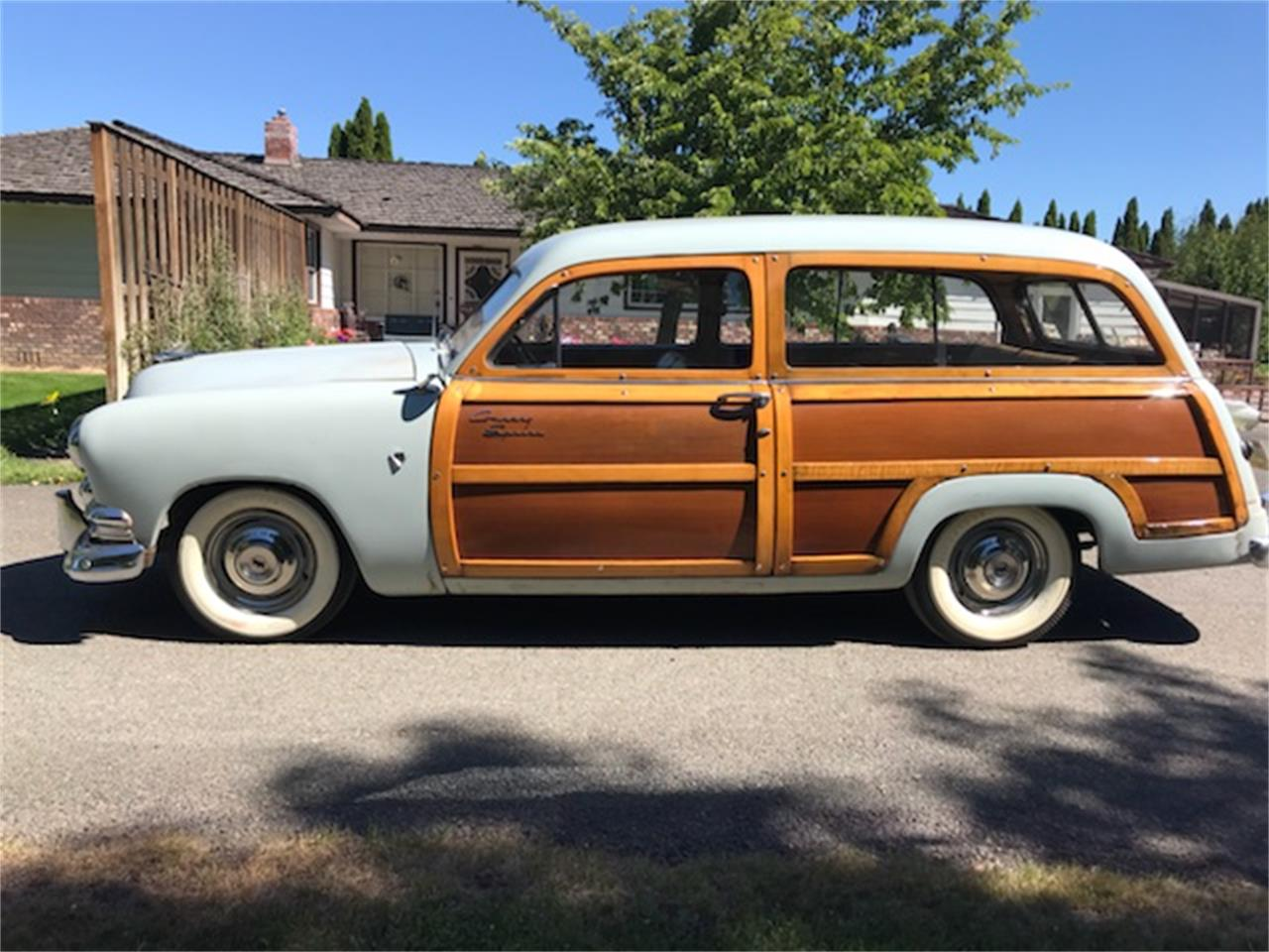 Large Picture of Classic 1951 Woody Wagon located in Orange California - NVDW