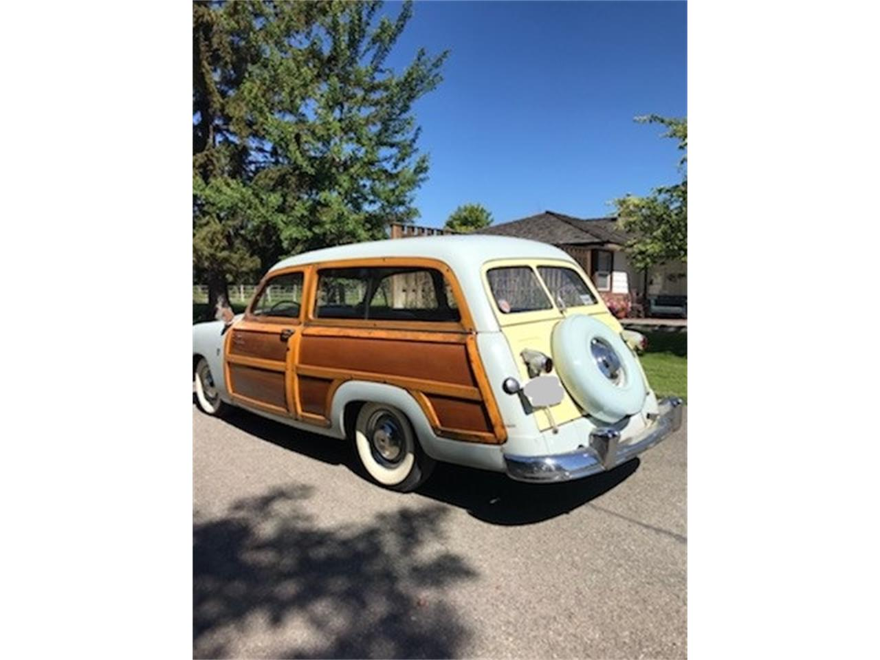Large Picture of Classic '51 Woody Wagon - $56,500.00 - NVDW