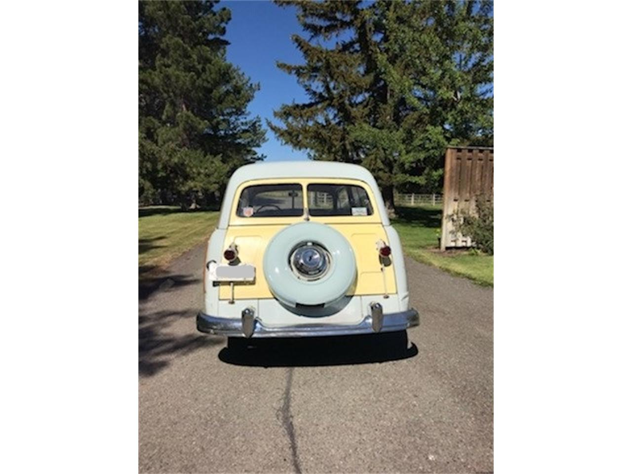 Large Picture of '51 Woody Wagon - NVDW