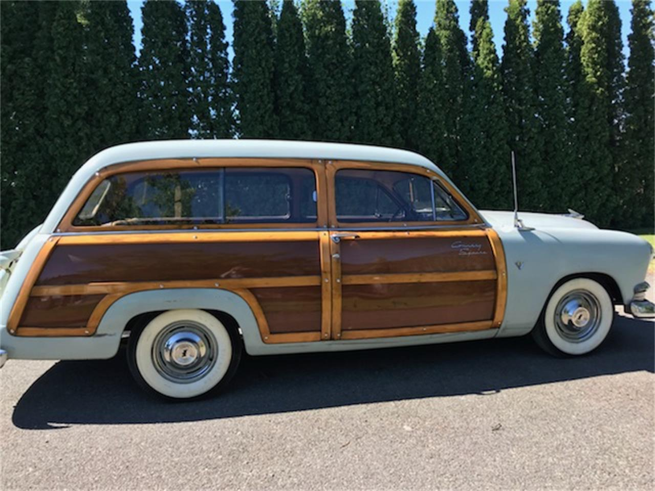 Large Picture of '51 Woody Wagon Offered by Classic Car Marketing, Inc. - NVDW