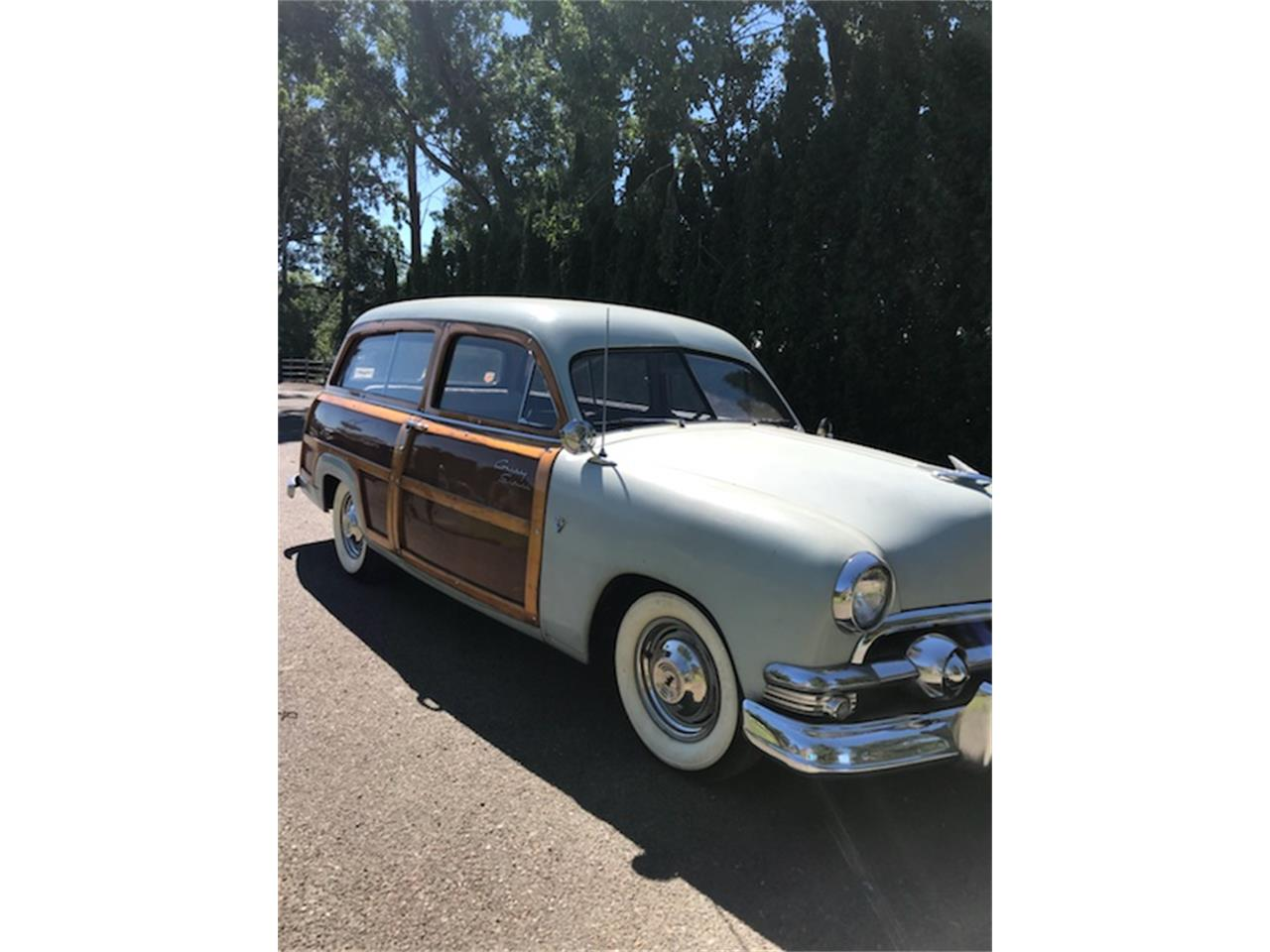 Large Picture of '51 Woody Wagon located in California - NVDW