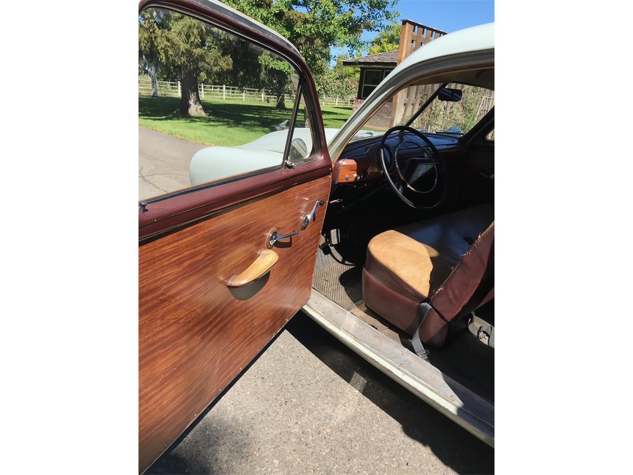 Large Picture of 1951 Woody Wagon located in Orange California - $56,500.00 Offered by Classic Car Marketing, Inc. - NVDW