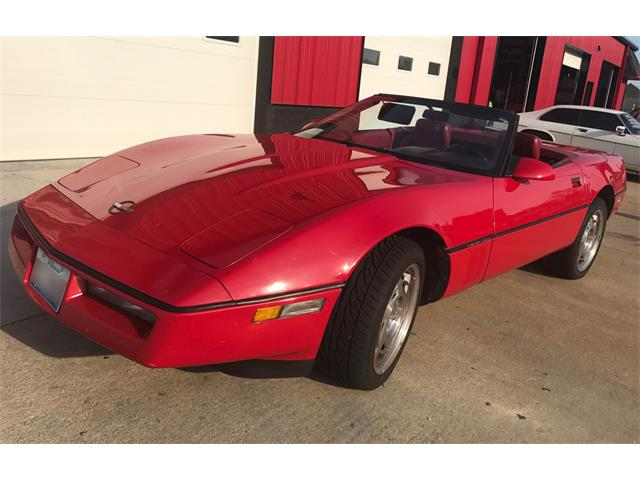 Picture of 1990 Corvette located in Illinois - NVE5