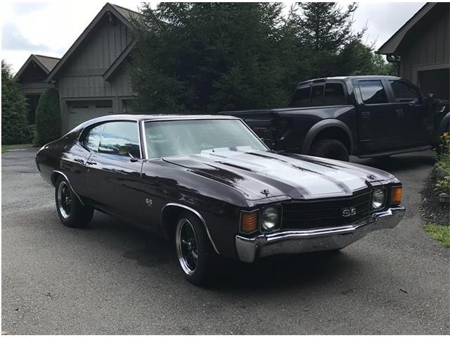 Picture of Classic 1972 Chevrolet Chevelle SS - $28,900.00 Offered by a Private Seller - NVEC